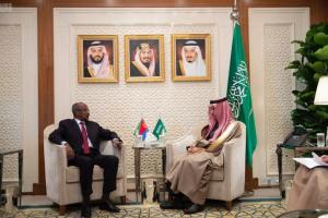 السعودية وإريتريا تبحثان العلاقات الثنائية بين البلدين