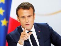 الرئيس الفرنسي يُطالب بإعلان نتائج تحقيق انفجار مرفأ بيروت