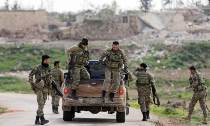 تركيا ترسل مقاتلين سوريين من المعارضة لدعم أذربيجان في صراعها مع أرمينيا