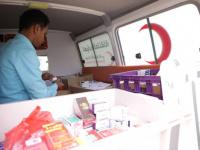 هلال الإمارات يعالج 175 مريضًا في بروم ميفع