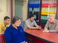 حملة مرتقبة لمكافحة الفوضى المرورية بالشيخ عثمان