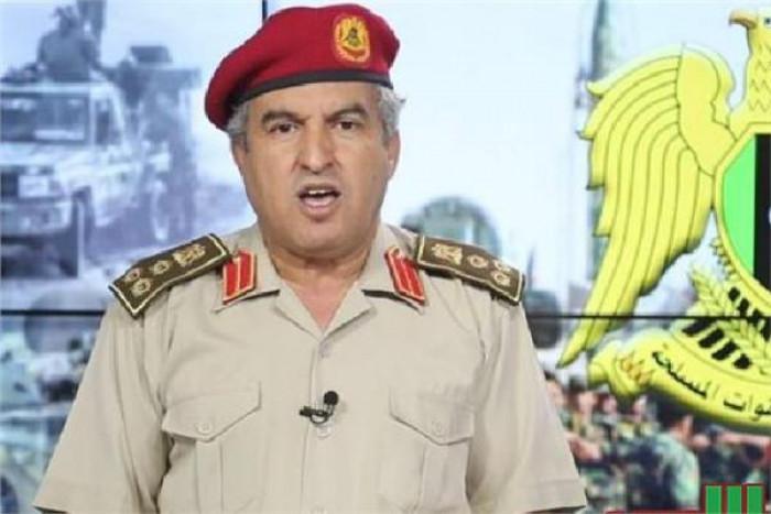 المحجوب يكشف عن بدء مغادرة مرتزقة تركيا الأراضي الليبية