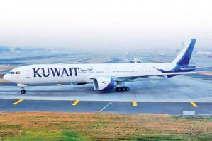 براءة الخطوط الجوية الكويتية من شبهات فساد