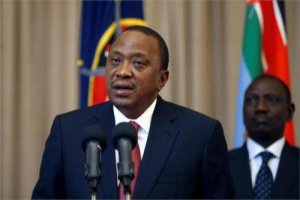 رئيس كينيا يمدد حظر التجوال في بلاده شهرين