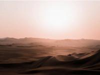 """دراسة ترصد """"بِرك الملح"""" تحت سطح القطب الجنوبي للمريخ"""