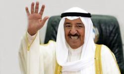الزُبيدي ناعيا أمير الكويت: دعم شعبنا بسخاء