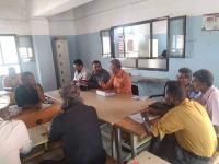اجتماع تعليمي موسع بخنفر استعدادًا للعام الجديد (صور)
