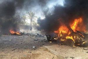 مصرع ضابطا شرطة ومفوض في انفجار عبوة ناسفة بالعراق