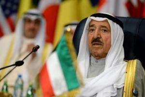 """تخليداّ لذكراه.. الشيخ """"صباح الأحمد الجابر الصباح"""" يتصدر ترندات الإمارات"""