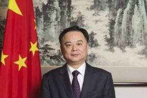 السفير الصيني في السعودية ينعي أمير الكويت الراحل