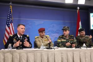 التحالف الدولي: نجري تحقيقا حول حادثة إطلاق الصواريخ في أربيل