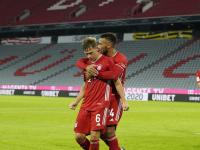 بايرن ميونخ يتوج بلقب كأس السوبر الألماني