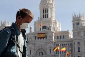 إسبانيا تُعلن الغلق العام بالعاصمة لمنع تفشي كورونا