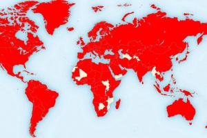 تعرف على إحصائيات وفيات وإصابات كورونا حول العالم
