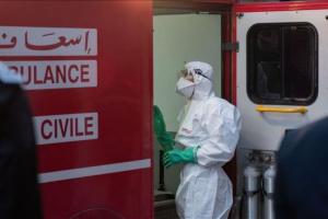 المغرب يُسجل 42 وفاة و2470 إصابة جديدة بكورونا