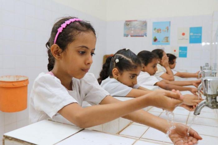 يونيسف: تأهيل المرافق الصحية في 120 مدرسة