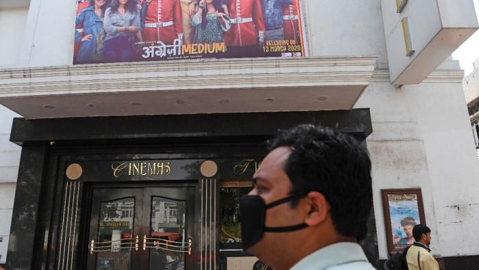 الحكومة الهندية تعلن إعادة فتح دور العرض جزئيًا في 15 أكتوبر