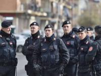 الشرطة الإيطالية تقبض على 3 مشجعين مشاغبين لتعديهم على مهاجرين