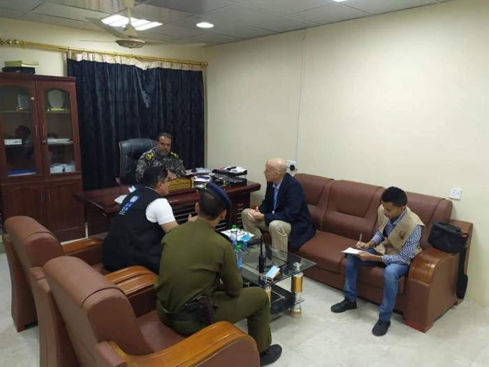 اتفاق لرفع كفاءة الأجهزة الأمنية بساحل حضرموت