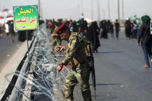 الأمن الوطني العراقي: سنتخد إجراءات ضد من نفذ الأعمال العدوانية في إربيل