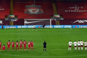 أرسنال يتأهل بركلات الترجيح لربع نهائي كأس الرابطة على حساب ليفربول