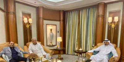 الملف الأمني يتصدر لقاء الرئيس الزُبيدي ومدير أمن عدن