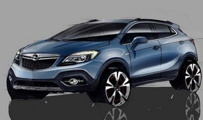"""Opel Vizor.. """"أوبل"""" تستعد لإطلاق سيارة عائلية أكثر أناقة"""