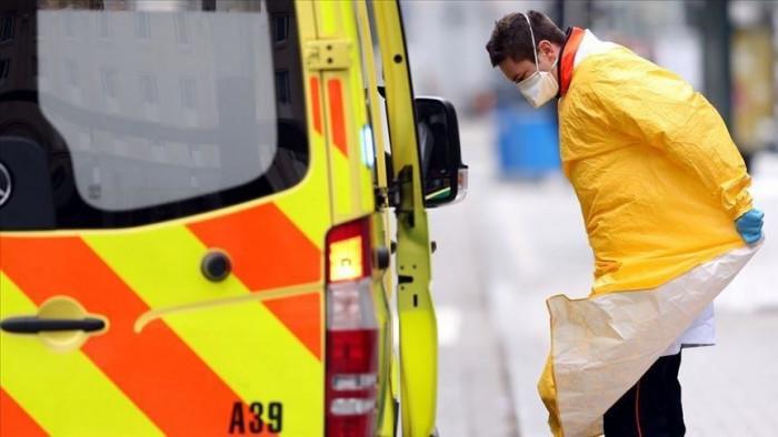 بلجيكا تُسجل 25 وفاة و5385 إصابة جديدة بكورونا
