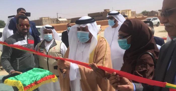 برعاية إماراتية.. موريتانيا تفتتح مركز الشيخة فاطمة بنت مبارك للأمومة والطفل