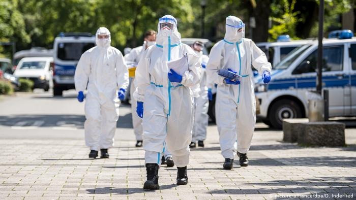 السلطات الألمانية تُعلن إغلاق برلين وفرض حظر تجول لاحتواء كورونا