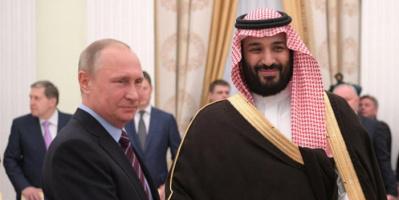 الرئيس الروسي وولي العهد السعودي يبحثان العلاقات الثنائية بين موسكو والرياض