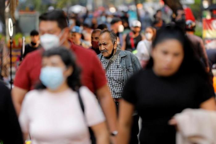 كورونا بالمكسيك يسجل 4295 إصابة جديدة و475 وفاة