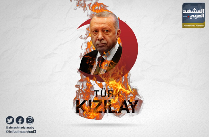 المخابرات التركية تتسلل لجبهة الضالع بالمساعدات