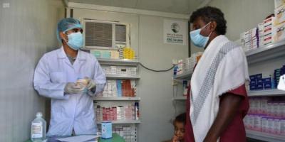 """عيادات """"سلمان للإغاثة"""" تستقبل 709 مرضى في عبس"""