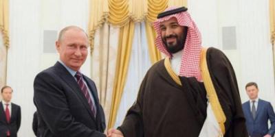 ولي العهد السعودي يبحث مع الرئيس الروسي سبل مكافحة كورونا