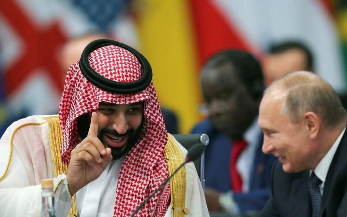 السعودية وروسيا يبديان استعدادهما للحفاظ على استقرار أسواق الطاقة