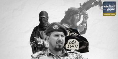 الشرعية تحشد الإرهابيين في الجنوب (إنفوجراف)