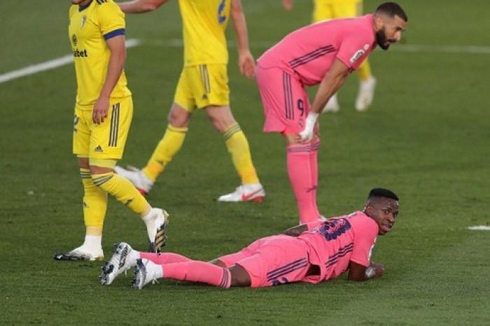 قاديش يحرج ريال مدريد بانتصار تاريخي