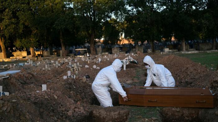 كورونا في البرازيل.. 24062 إصابة جديدة و461 وفاة