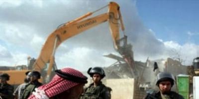 إسرائيل تقرر هدم 13 منزلا مأهولا بالسكان جنوب المسجد الأقصى