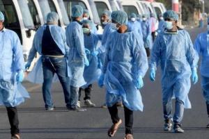 العراق: إجمالي حالات الإصابة بكورونا وصل إلى 430678