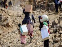 تسريح عمال الإغاثة.. خطر المجاعة على أبواب اليمن