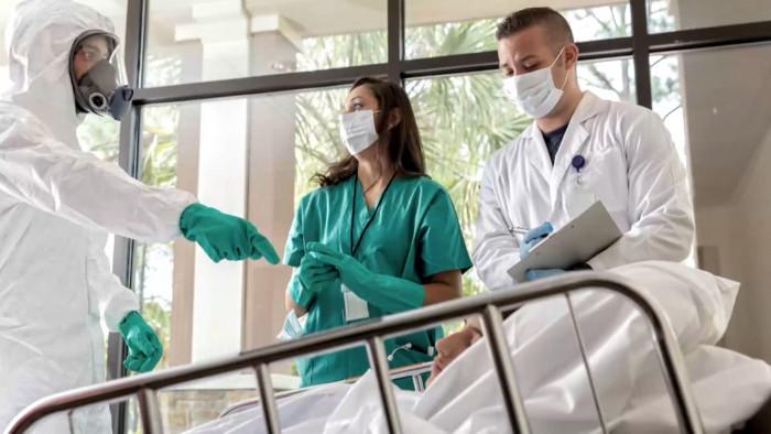المكسيك تسجل 3699 إصابة جديدة بفيروس كورونا