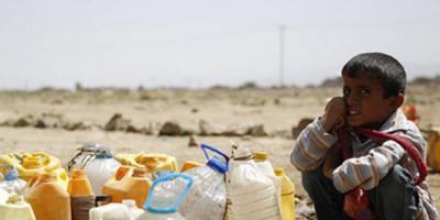 حرب اليمن وإغاثات الماء.. حياة جديدة تصنعها السعودية