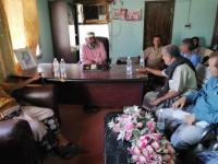 """""""الانتقالي"""" والسلطة المحلية بردفان يجددان الثقة في محكمة الحبيلين"""