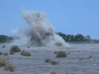 الحوثي يستهدف الحوك بصاروخ كاتيوشا