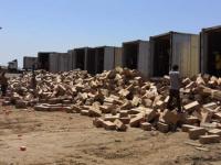 إتلاف شحنة أجبان بالمنطقة الحرة في عدن