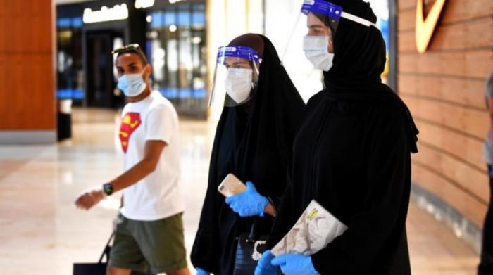 الكويت تعلن ارتفاع حصيلة إصابات كورونا إلى 117718