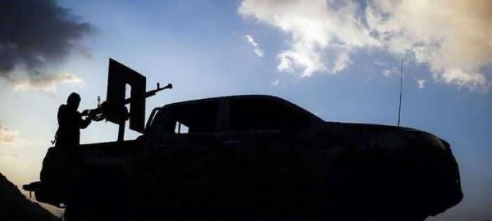 انهيار الحوثيين بمواجهات قطاع هجار- باب غلق (تفاصيل)