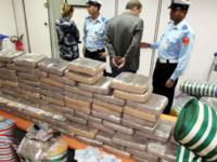 المغرب.. ضبط 5 أطنان من مخدر الحشيش مُعدّة للتهريب